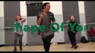 Ed Sheeran | Shape Of You | Choreography by Viet Dang
