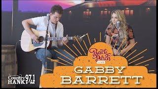 Gabby Barrett - Rose Needs a Jack (Acoustic)