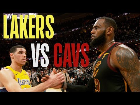 Download Youtube: SOUND UP! Lakers vs Cavaliers!