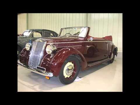1945 Lancia Ardea - YouTube