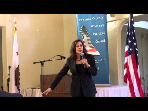 "Hon. Kamala Harris - ""The Five E"