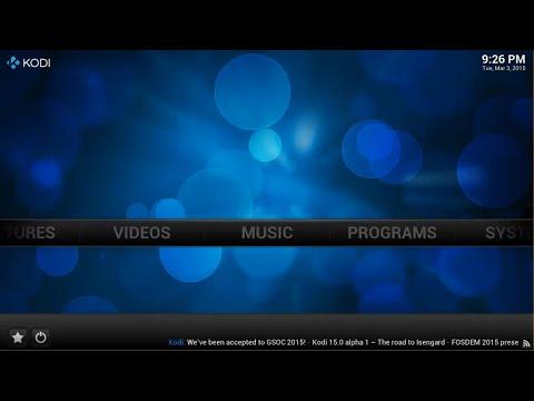 How to install Kodi Media Player on Windows 8.1