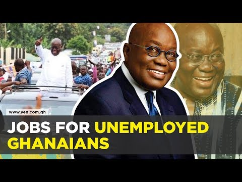GHNews: Builders Core - Jobs for Unemployed Ghanaians | Yen.com.gh