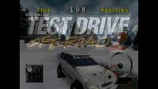 Test Drive Off-Road 2 (PSone) - Switzerland Race