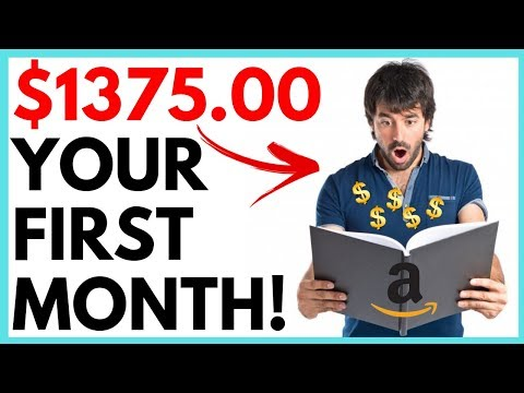 Make Money Online Just Reading Books (Work With Amazon!)