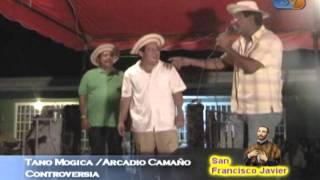 Controversia Arcadio Camaño vs Tano Mogica