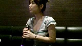 森山直太郎さんの「愛し君へ」をカラオケで.