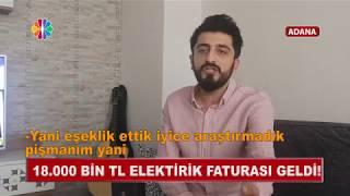 18 Bin TL Elektrik Faturası Bakın Neden Geldi - Röportaj Adam