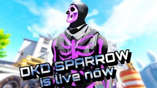 FORTNITE/custom server/use Code DKD-Sparrow\OG Player/both hand claw first day