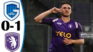 Genk vs Beerschot 0-1 All Goals & Highlights 21/02/2021 HD