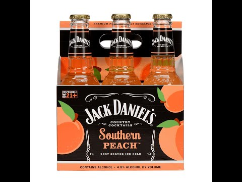 Louisiana Beer Reviews: Jack Daniel's Southern Peach