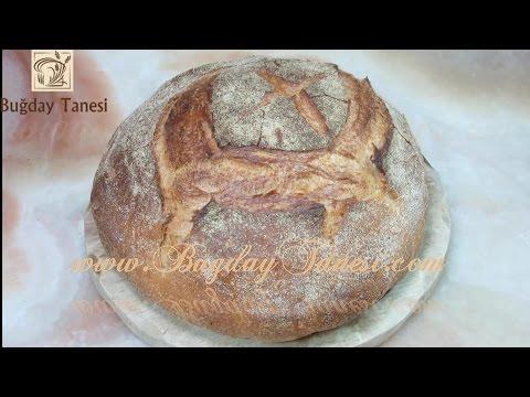 Ekmek | Günlük Ekmek | Beyaz Ekmek Tarifi | Evde Ekmek Nasıl Yapılır?