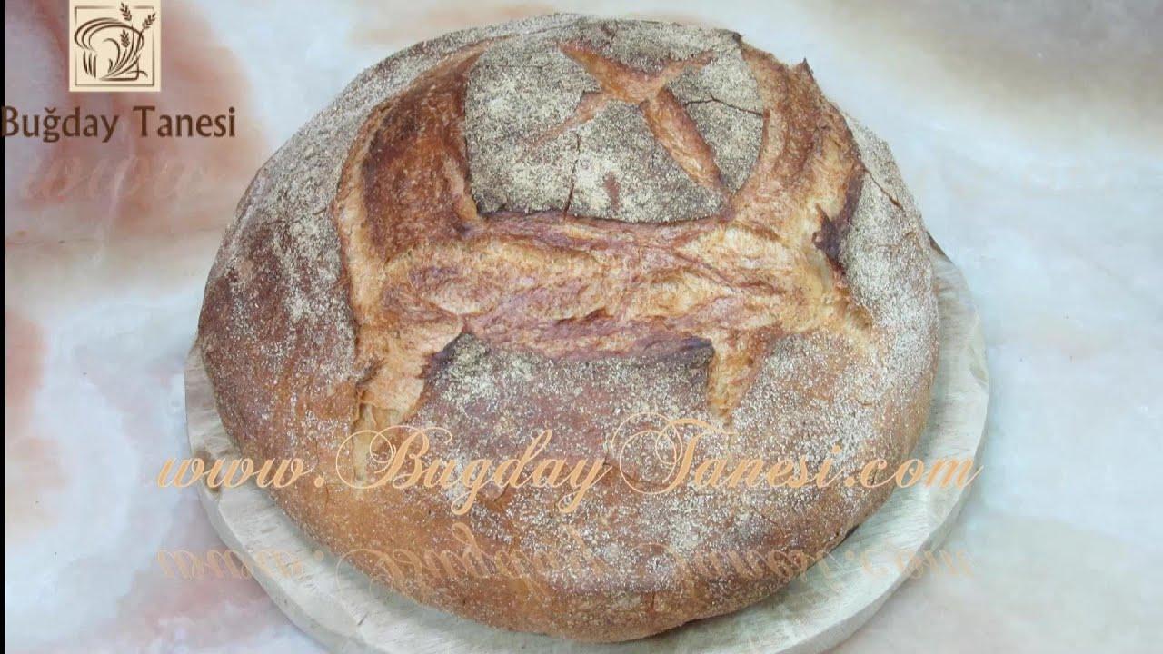 Evde Ekmek Yapımı Videosu