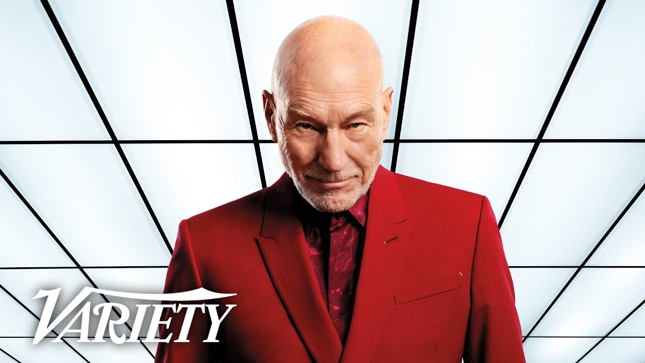 Patrick Stewart on Returning to 'Star Trek' and Why Pit Bulls Are the Best