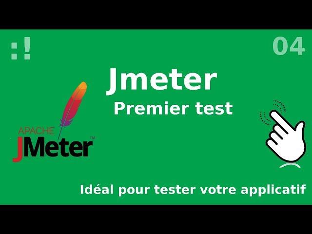 JMeter - 4. Premier test