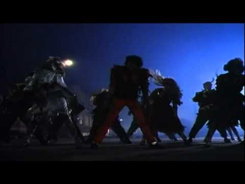 MICHAEL JACKSON - Thriller  [ The Dance Scene ]