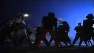 MICHAEL JACKSON - Thriller  [ The Dance Scene ]
