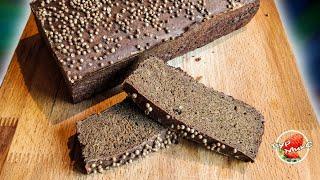 Бородинский хлеб мой рецепт