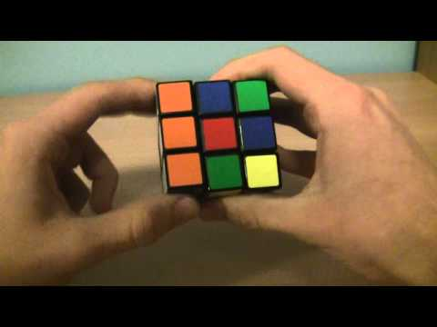How to Solve the Rubik's Cube! (Beginner Method)