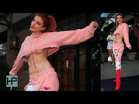 Bella Thorne Is Getting Destroyed For Wearing This Outfit