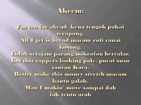 Akeem - LVL 22s(Lyrics)