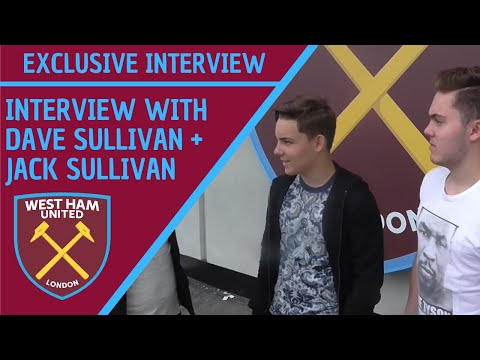 DAVE AND JACK SULLIVAN INTERVIEW