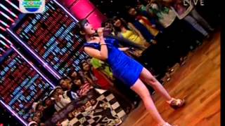 SITI BADRIAH Live Performed At Hitzteria (07-05-12) Courtesy INDOSIAR
