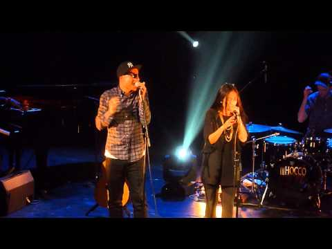 José James feat Hindi Zahra - Sword + Gun - Part 2 (Alhambra - Paris - April 24th 2013)
