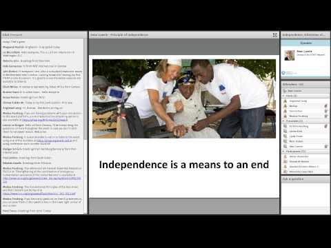 OLS HLP 12: Principle of Independence