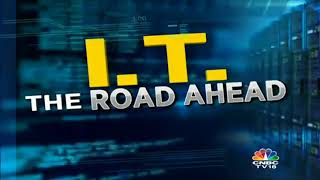 I.T The Road Ahead | NASSCOM India Leadership Forum Day 2 (Part 1) screenshot 4