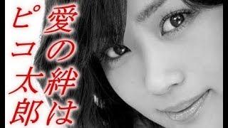 安枝瞳さん。世間的にはほぼほぼ無名に近かった彼女と結婚相手のピコ太...