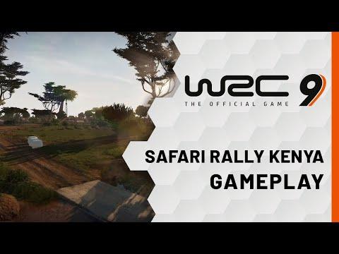 WRC 9 - Safari Rally Kenya Gameplay (2020)
