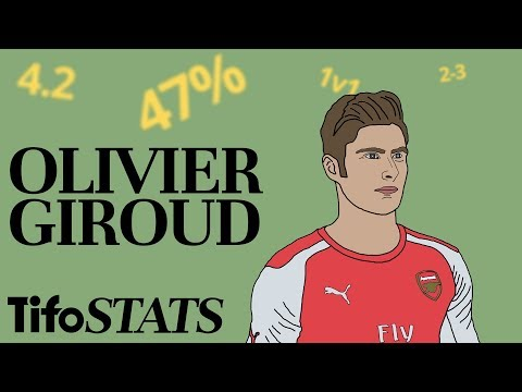 Olivier Giroud: Stay Or Go? | By The Numbers