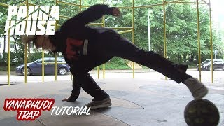 YANARHUDI TRAP Tutorial ft. Can Yanar | Street Tutorials