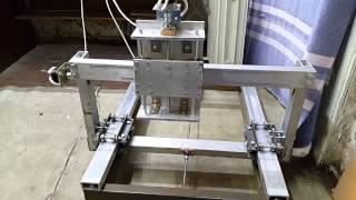 Новое видео по сборке станка есть на моем канале! Homemade CNC -Arduino GRBL