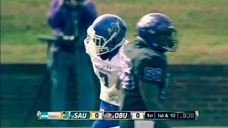 Karonce Higgins | Southern Arkansas University | Full Highlights