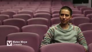 Una joven promesa del cine - Mateo Moya