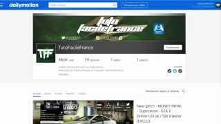 Ma chaîne secondaire  - Chaîne de glitch GTA 5
