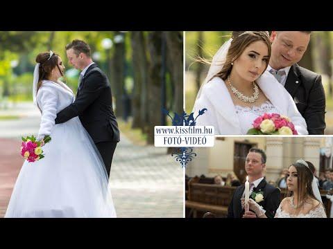 Brigi és Tomi esküvője /Markó András, Sziklakert Étterem és Panzió/KISSFILM.HU