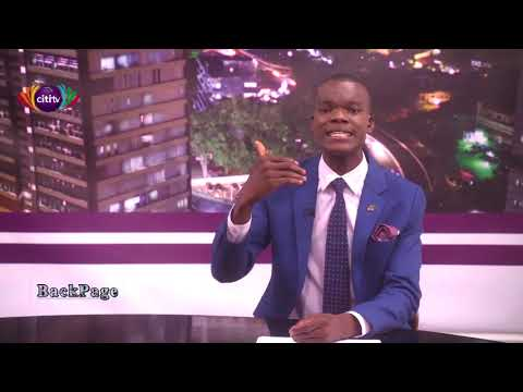BackPage with Caleb Kudah; Menzgold CEO nabbed, 'Prez'  Alban Bagbin promises to scrap 'ex-gratia'