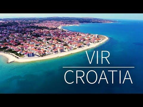 Vir — Croatia   DRONE FOOTAGE   Pointers Travel