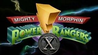 Могучие Рейнджеры Икс