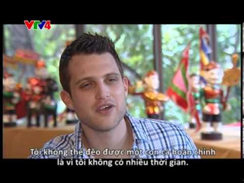 Vietnam discovery - Vietnam water puppet show