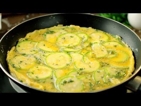 omelette-aux-courgettes---une-recette-méga-délicieuse-au-lieu-de-l'omelette-classique!-|savoureux.tv