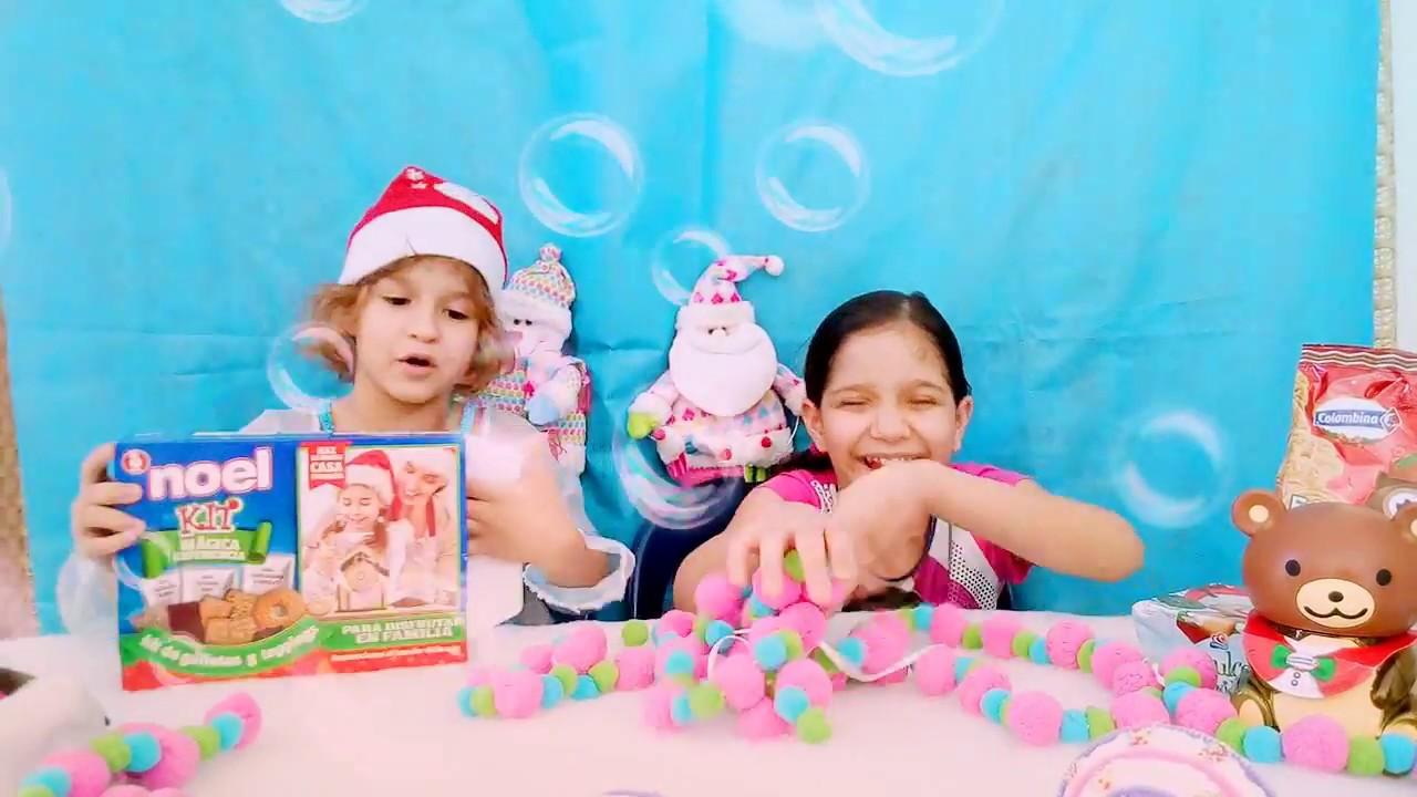 Crea tu propia casa de navidad noel toys fantasy youtube - Crea tu propia casa ...