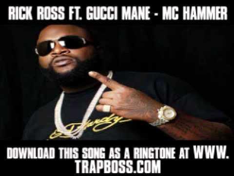Rick Ross Ft. Gucci Mane - Mc Hammer [ New Video + Lyrics + Download ]