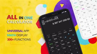 Graphing Calculator Plus for iOS / Android Intro Video
