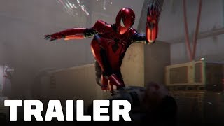 Marvel's Spider-Man: Silver Lining – Silver Sable & New Suits Trailer