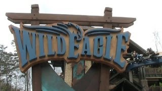Wild Eagle off-ride HD Dollywood