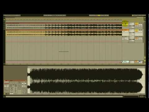 How to find the BPM of a track in Ableton Live 8